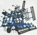 Культиватор полевой широкозахватный КГШ-7 с катками