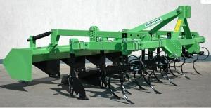 Культиватор с грядообразующим устройством для возделывания картофеля 4-х рядный Bomet