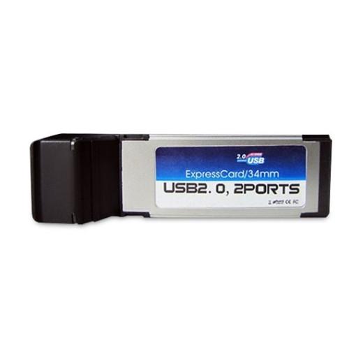 Адаптер, Express Card на eSATA 2, Макс. скорость 3.0 Гбит/сек