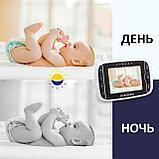 Цифровая видеоняня HelloBaby HB32, фото 4