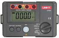 Измеритель сопротивления заземления UNIT UT522