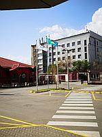 Флагшток Алматы