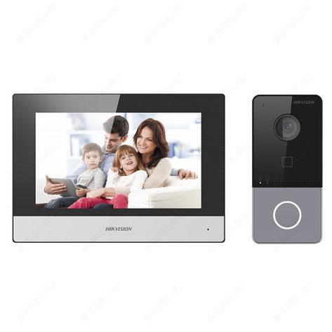 DS-KIS603-P IP Домофон, комплект, фото 2