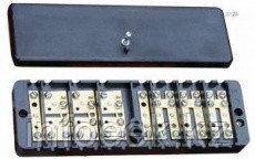 Коробка испытательная переходная КИ-10 (замена Блока испытательного БИ-4, БИ-6)