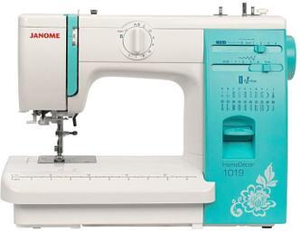 Швейная машина JANOME 1019 S