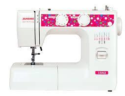 Швейная машина JANOME 1543 S