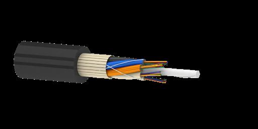 Оптический кабель универсальный ОКУ 04 G.652D (1х4) 2,7кН, фото 2