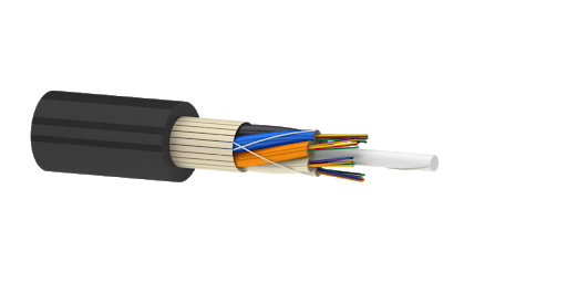 Оптический кабель универсальный ОКУ 24 G.652D (6х4) 2,7кН, фото 2