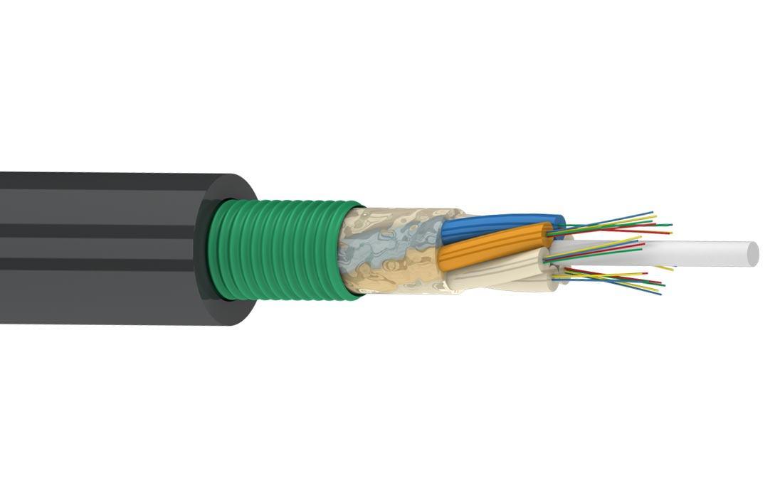 Оптический кабель ОКК 48 G.652D (6х8) 2,7кН