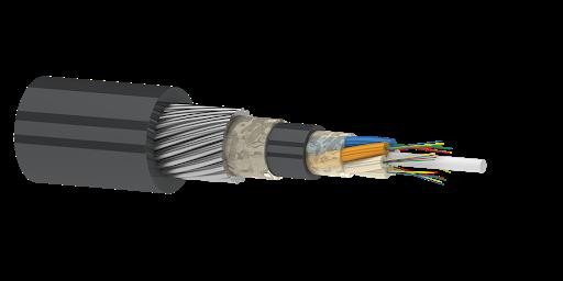 Оптический кабель ОКГ 24 G.652D (3х8) 7кН, фото 2