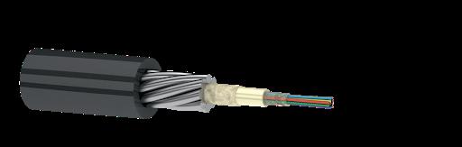 Оптический кабель ОКГЦ 04 G.652D 7кН, фото 2