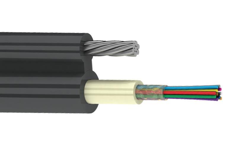 Оптический кабель ОК8Ц 12 G.652D 2,6кН