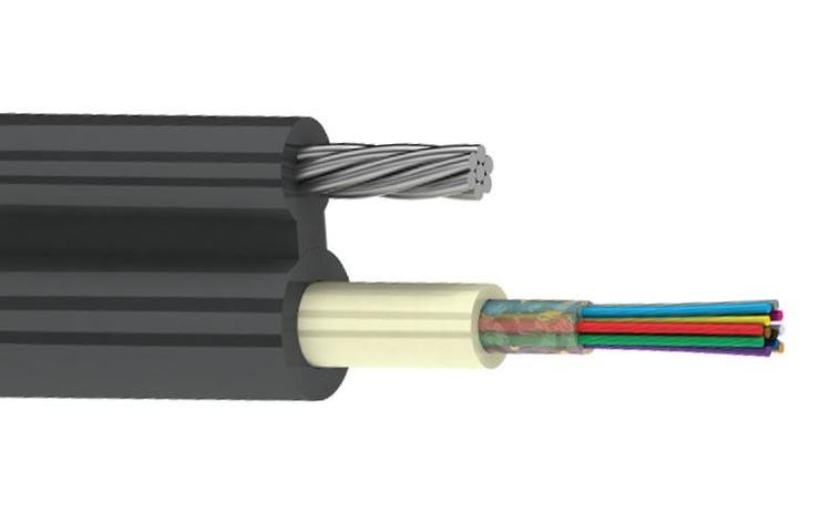 Оптический кабель ОК8Ц 12 G.652D 6кН, фото 2