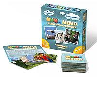 Настольная игра «Ми-Ми-Мемо. Птицы», 30 карточек, фото 1