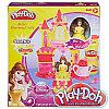 Пластилин Play Doh, Hasbro Набор для лепки Плэй До Замок Белль