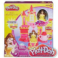 Пластилин Play Doh, Hasbro Набор для лепки Плэй До Замок Белль, фото 1