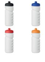 Спортивная бутылка, HDPE пластик, объем 550 мл. 6 цветов, фото 1