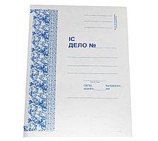 Папка-скоросшиватель картонная, А4 формат, 300 гр, мелованная
