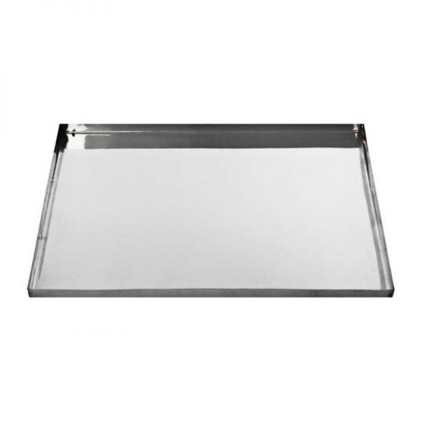 Лист подовый плоский стальной 400*600*20