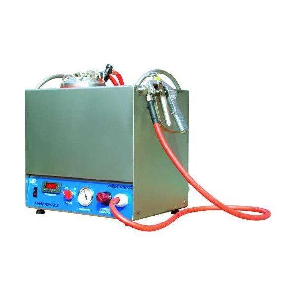 Машина для покрытия выпечки желатином Spray Junior