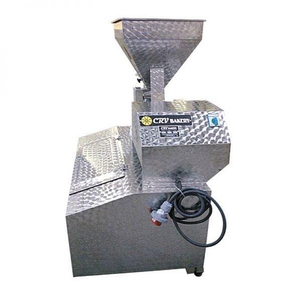 Мельница для сахарной пудры DMK 5, 250 кг/час, нерж корпус
