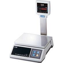 Настольные весы CAS SW II P