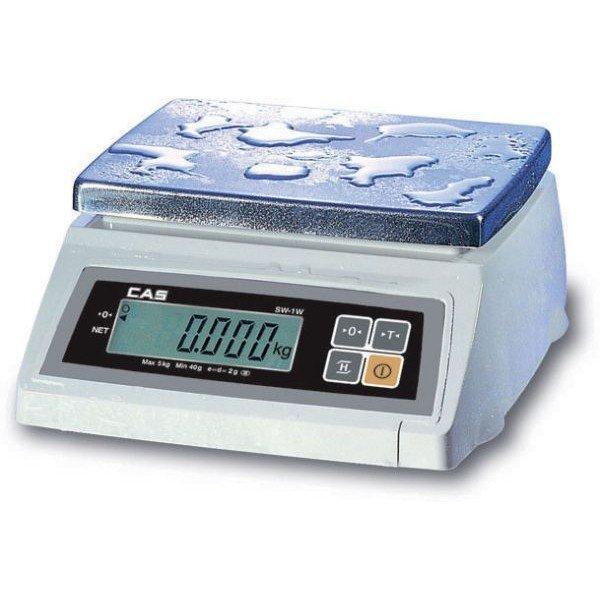 Настольные весы CAS SW-W