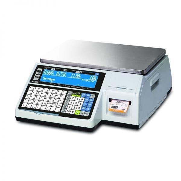 Торговые весы CAS CL-5000 Junior IB