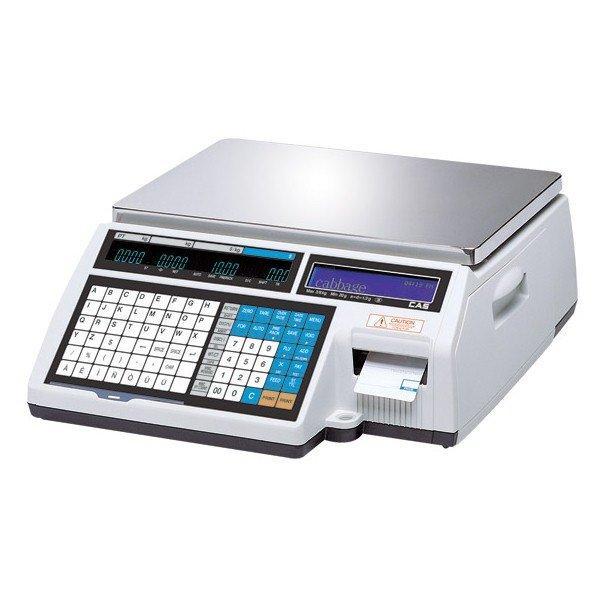 Торговые весы CAS CL-5000J B