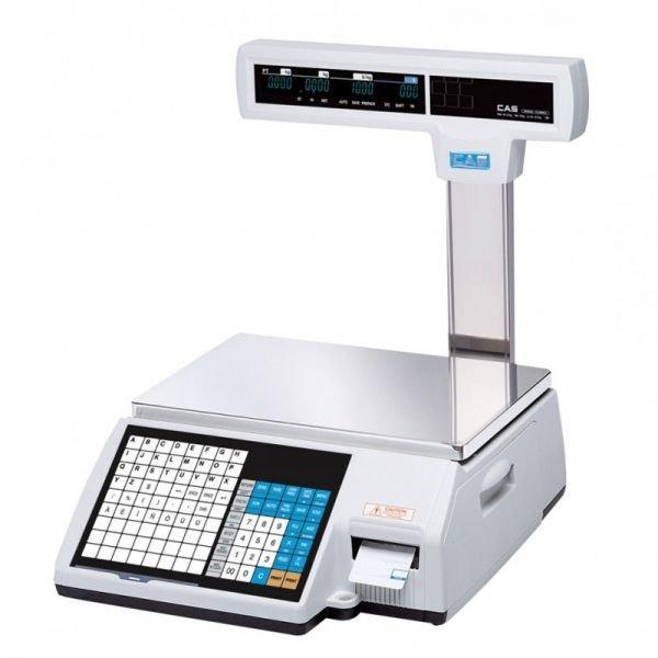 Торговые весы CAS CL-5000J-06IP