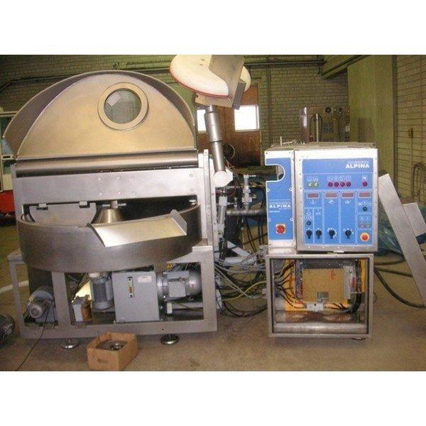 Вакуумный куттер ALPINE PBV-200-20DC