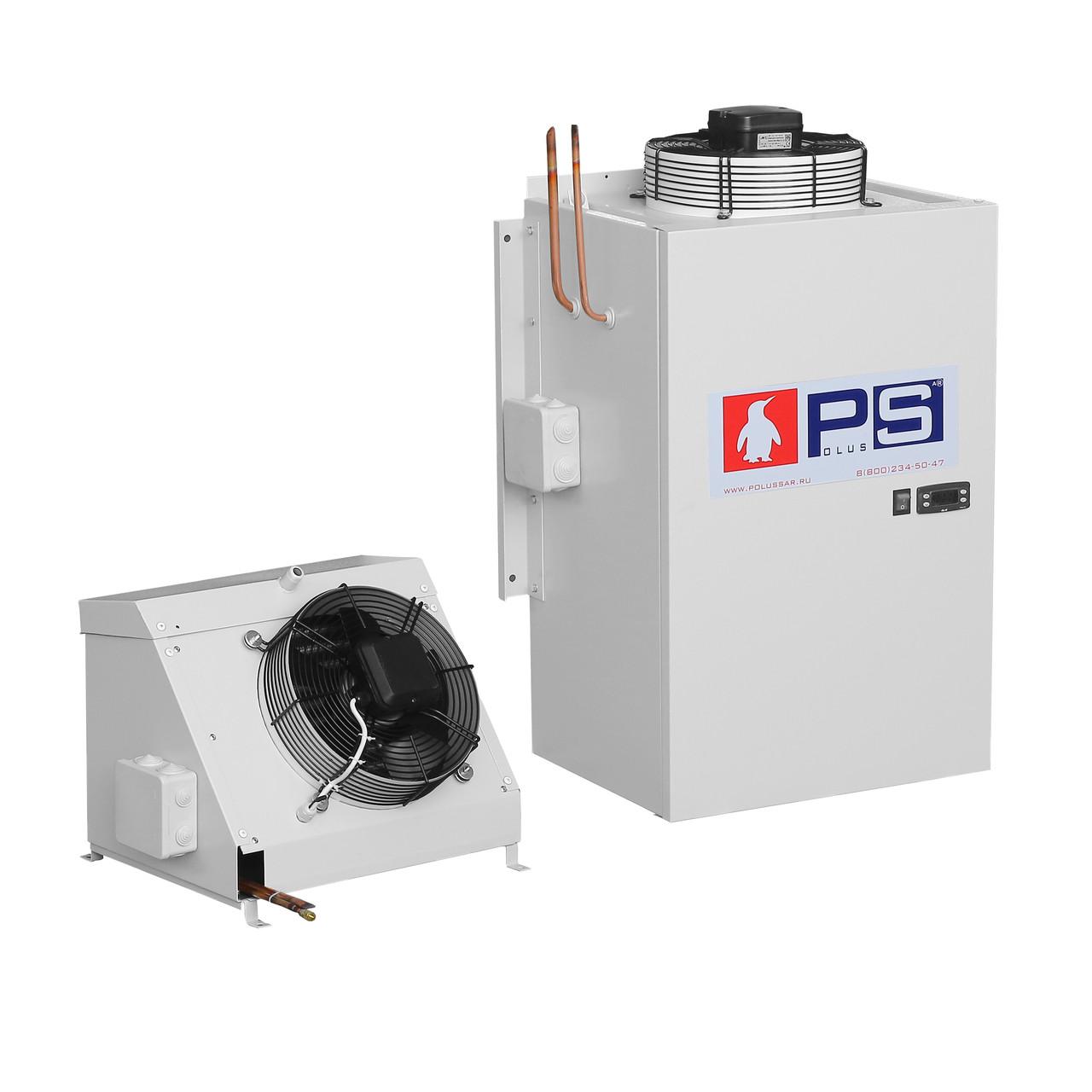 Сплит-система среднетемпературная ПОЛЮС-САР 3-9м³  MGS 103 F S