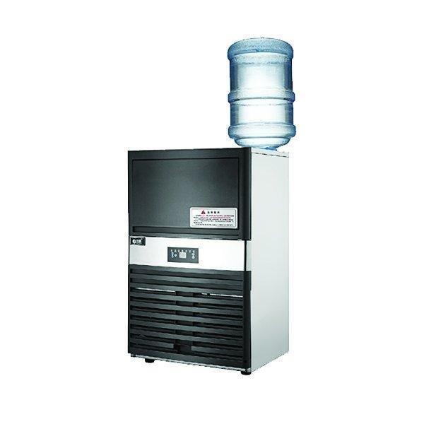 Льдогенератор BY-550F Foodatlas (куб, проточный)