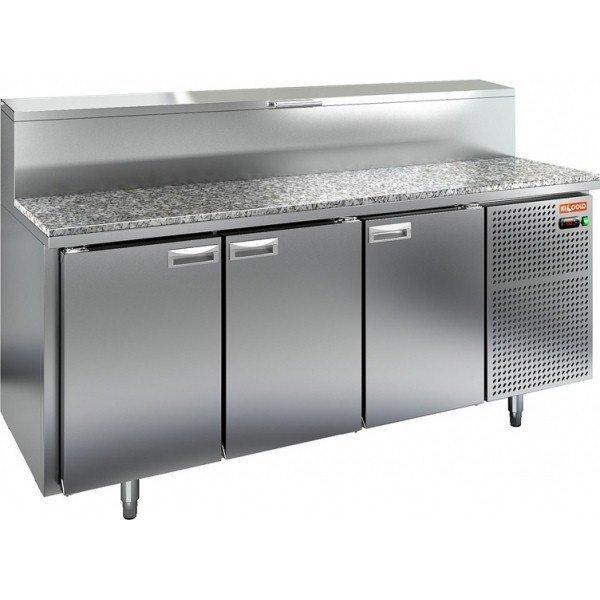 Стол охлаждаемый для пиццы HICOLD PZ2-11/GN(1/6)