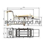 Тестозакаточная машина Восход-ТЗ-4М, фото 5