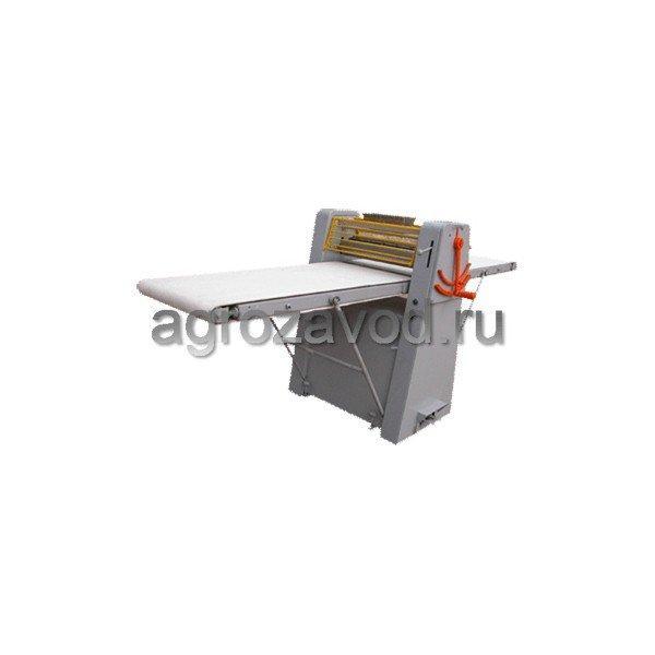 Машина кулинарная для раскатки теста МНРТ-130/600