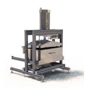 Тестоотсадочная машина МТК-100А(М) напольная