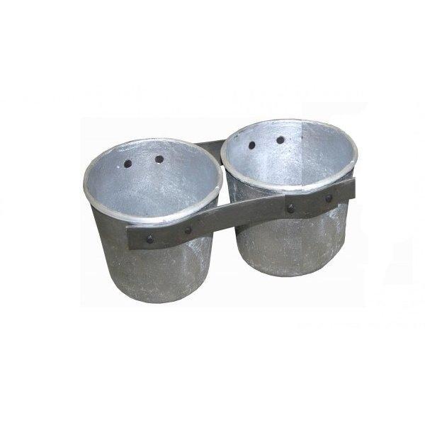 Хлебопекарные формы 2Л «Кулич» ф130