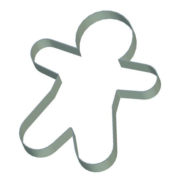 Кондитерская форма Человечек мальчик