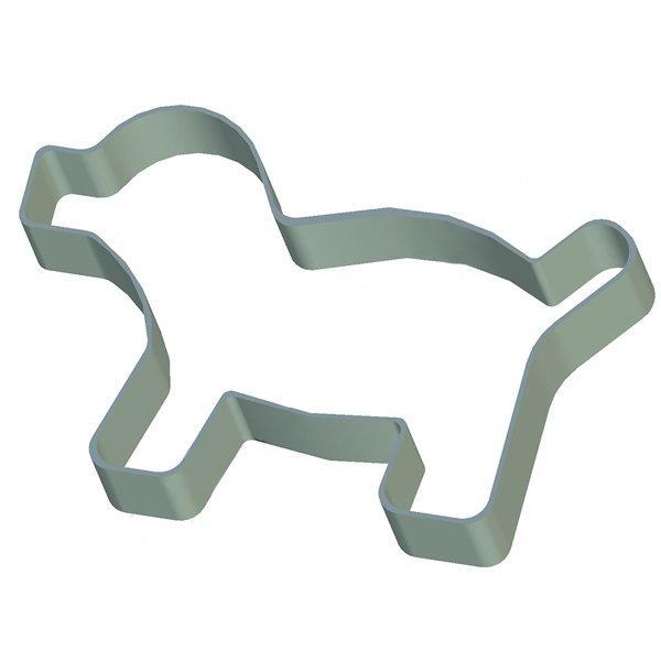 Кондитерская форма Собака