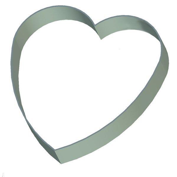 Кондитерская форма Сердце