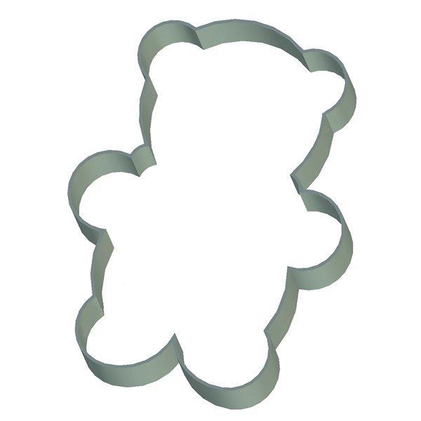 Кондитерская форма Мишка