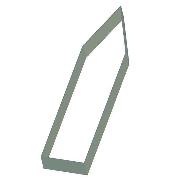 Кондитерская форма Карандаш