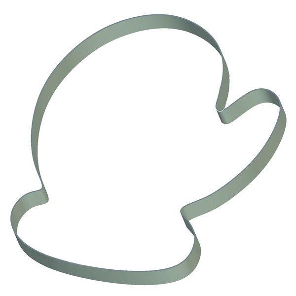 Кондитерская форма Варежка