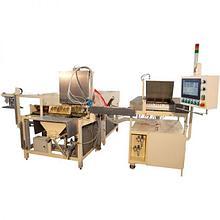 Автоматическая линия для выпекания кексов АЛПК-2 (с одним комплектом форм по заявке)