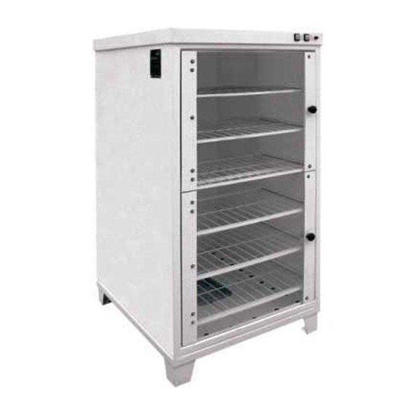 Шкаф расстойный электрический (со стеклянными дверцами) ШРЭ-2.1в обрешетке