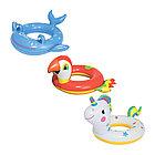 Круг для плавания BESTWAY Animal Shaped 3+ 36128 (80х70 см, Винил)
