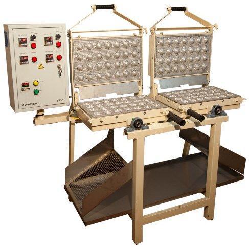 Сменный комплект блок-форм (две пары) для печи ПК-2 с СОЮ