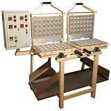 Сменный комплект блок-форм (две пары) для печи ПК-2 с СОЮ, фото 3