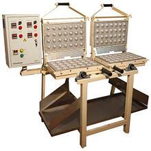 Сменный комплект блок-форм (две пары) для печи ПК-2 без СОЮ